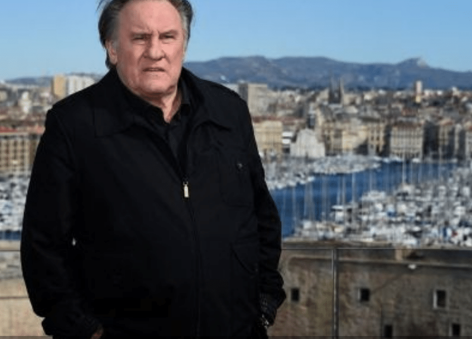 French actor Gerard Depardieu was charged with rape and assault of an actress in her 20s.