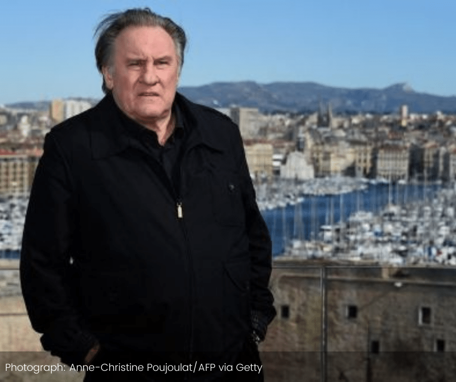 French actor Gerard Depardieu was charged with rape and assault of an actress in her 20s