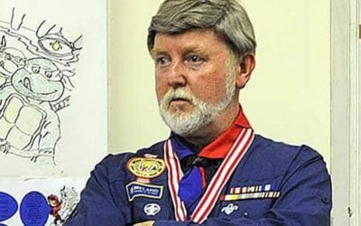 Former scout leader sentenced to five years in prison for sexual assaults on 10 boys