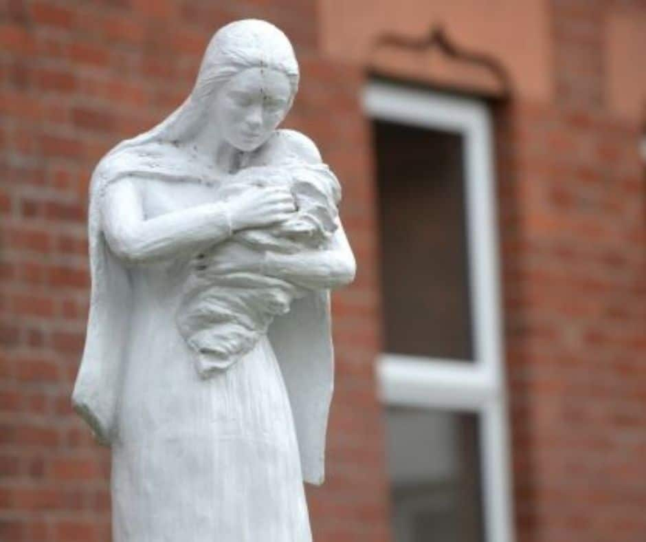 Mother and Baby Homes_ Image Source: Irish Times
